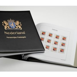 Davo Luxury album Personal Stamps Netherlands