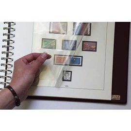 Lindner album pages Netherlands 1945-1966