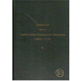 NVMH Nederlandse Provinciale Muntslag Volume 2 1568-1795