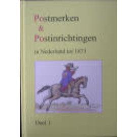 Po & Po Postmerken & Postinrichtingen in Niederlande bis 1871