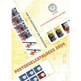 NVPH Postzegelcatalogus 2004 van de postzegels van Niederlande