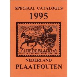 van Wilgenburg Speciaal Catalogus 1995 Niederlande Plaatfouten