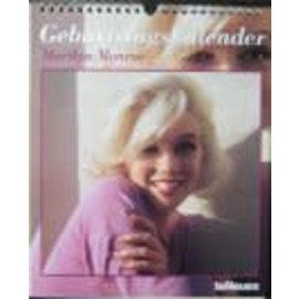 teNeues Verjaardagskalender Marilyn Monroe