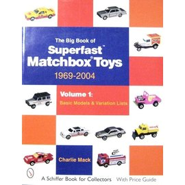 Schiffer Superfast Matchbox Toys 1969-2004 I