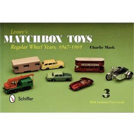 Schiffer Lesney's Matchbox Toys: Regular Wheel Years, 1947-1969
