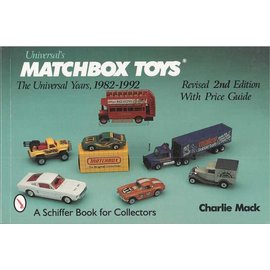 Schiffer Matchbox Toys · The Universal Years 1982-1992