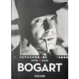 taschen Movie Icons · Bogart
