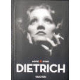 taschen Movie Icons · Dietrich