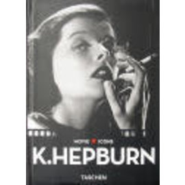 taschen Movie Icons · K. Hepburn