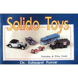 Schiffer Solido Toys
