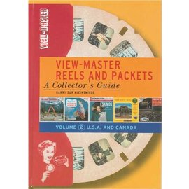 3-D Book Productions View-Master Reels and Packets - Volume 2