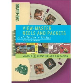 3-D Book Productions View-Master Reels and Packets - Volume 3