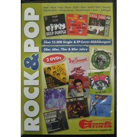 NikMa Rock & Pop 55.000 Single-Abbildungen