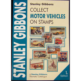 Gibbons Collect Motor Vehicles on Stamps