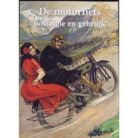Detail De motorfiets - nostalgie en gebruik