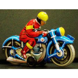 QSH Motorrijder met sleutel - MS 376