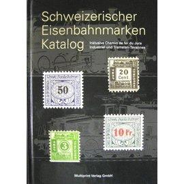 SBK Switzerlanderischer Eisenbahnmarken Katalog