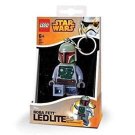 lego Star Wars Keychain - Boba Fett