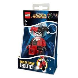 lego Super Heroes Keychain - Harley Quinn