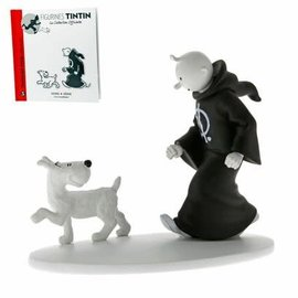 moulinsart Tintin Statue - Tim in Toga