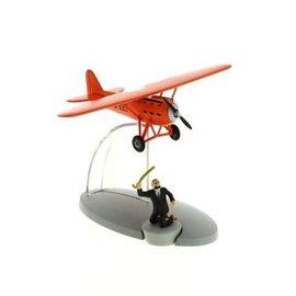 moulinsart Kuifje vliegtuig - Het rode vliegtuig van Müller