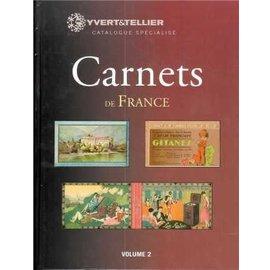 Yvert & Tellier Carnets de France deel 2