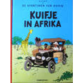 Casterman Kuifje in Afrika