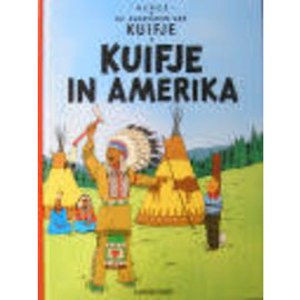 Casterman Kuifje in Amerika