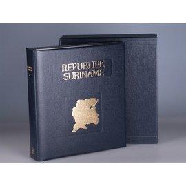 Importa album Juweel Republiek Suriname 1 1975-2004