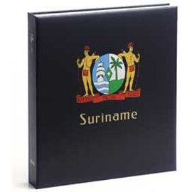 Davo Luxury album Surinam III 2007-2018