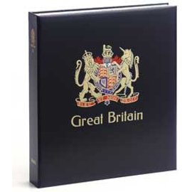 Davo Luxury album Great Britain V 2008-2011