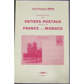 Brun Postwaardestukken Frankreich · aanbieding
