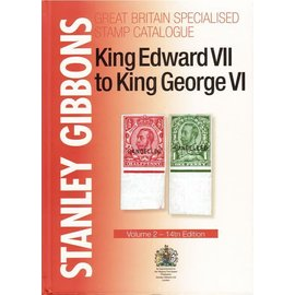 Gibbons Great Britain Volume 2 King Edward VII to King George VI