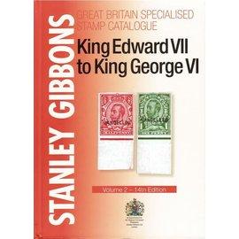 Gibbons Great Britain Volume 2 King Edward VII to King George VI