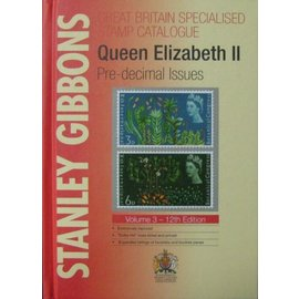 Gibbons Great Britain Volume 3 Elizabeth II pre-decimal
