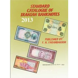 Farabakhsh Standard Catalogue of Iranian Banknotes 1888-2013
