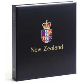 Davo LX album Nieuw-Zeeland I 1855-1967