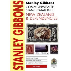 Gibbons Stamp Catalogue New Zealand & Dependencies