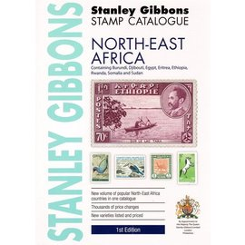 Gibbons Stamp Catalogue North-East Africa