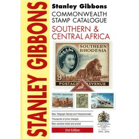 Gibbons Stamp Catalogue Southern & Central Africa