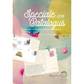 NVPH Speciale catalogus 2018 Postzegels van Nederland en overzeese rijksdelen