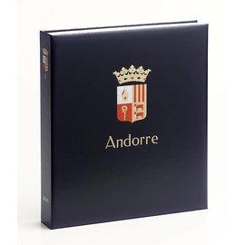 Davo Luxus Album Andorra Spanische Post I 1928-2017