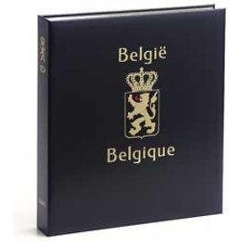 Davo Luxury album Belgium stamp booklets I 1969-2017