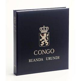 Davo Luxus Album Belgisch Kongo I 1886-1961