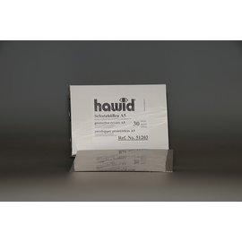 Hawid Schutzhüllen Einsteckkarten A5 - 30 Stück