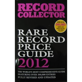 Record Collector Rare Record Price Guide 2012
