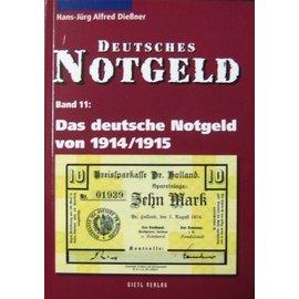 Gietl Deutsches Notgeld · Band 11: Das deutsche Notgeld von 1914/1915