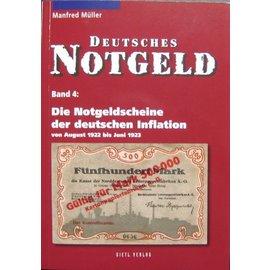 Gietl Deutsches Notgeld · Band 4: Die Notgeldscheine der deutschen Inflation