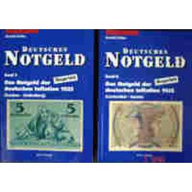 Gietl Deutsches Notgeld · Band 7 & 8: Das Notgeld der deutschen Inflation 1923