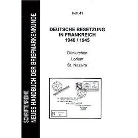 Neues Handbuch Deutsche Besetzung in Frankreich 1940/45